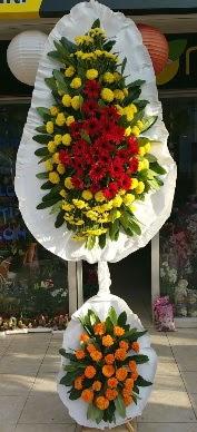 Çift katlı düğün açılış çiçek modeli  Ankara güvenli kaliteli hızlı çiçek