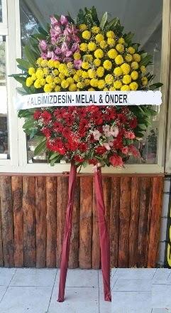 Ankara çiçek siparişi sitesi  Cenaze çiçek modeli