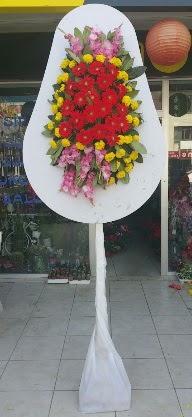 Tek katlı düğün nikah açılış çiçeği  Ankara uluslararası çiçek gönderme