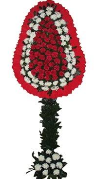 Çift katlı düğün nikah açılış çiçek modeli  Ankara 14 şubat sevgililer günü çiçek