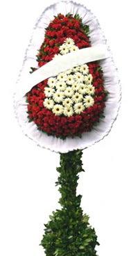 Çift katlı düğün nikah açılış çiçek modeli  Ankarada çiçek gönderme sitemiz güvenlidir