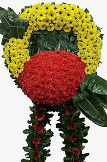 Görsel cenaze çiçeği  Ankara anneler günü çiçek yolla