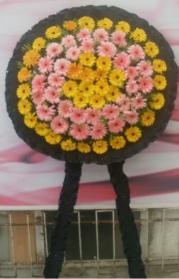 Görsel cenaze çiçeği  Ankara çiçek online çiçek siparişi