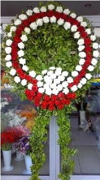 Cenaze çelenk çiçeği modeli  Ankara çiçek siparişi sitesi