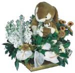 Ankara online çiçekçi , çiçek siparişi  Gerbera antoryum aranjmani