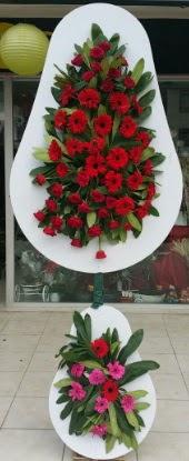 Çift katlı düğün nikah açılış çiçek modeli  Ankara çiçek servisi , çiçekçi adresleri