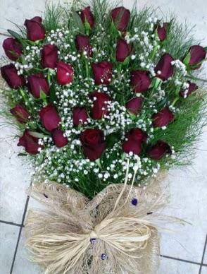 33 Adet gülden kız isteme çiçeği buketi  Ankara çiçek , çiçekçi , çiçekçilik