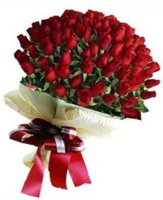 Kız isteme söz nişan çiçeği buketi 41 güllü  Ankara çiçekçi telefonları