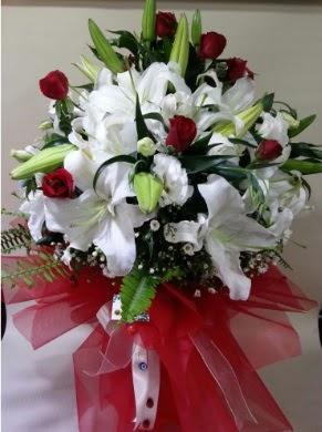Kız isteme buketi söz nişan çiçeği  Ankara çiçek satışı
