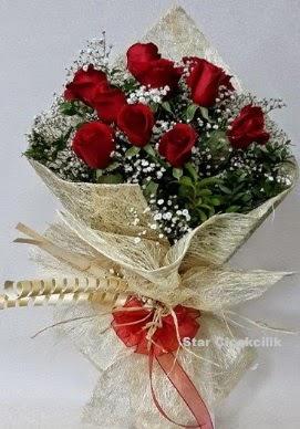 Söz nişan çiçeği kız isteme buketi  Ankara hediye çiçek yolla