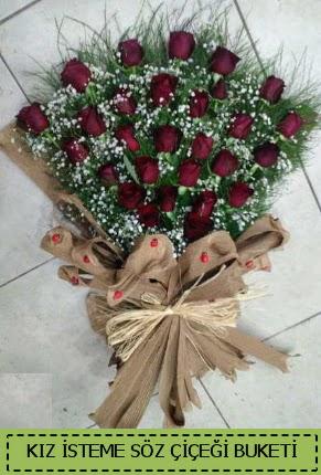 Kız isteme söz nişan çiçek buketi  Ankaraya çiçek yolla