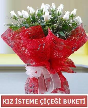 SÖZ NİŞAN KIZ İSTEME ÇİÇEK MODELİ  Ankara çiçek satışı
