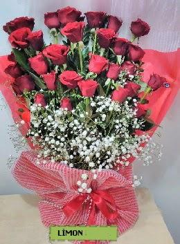 Kız isteme buket çiçeği 33 kırmızı gül  Ankara ucuz çiçek gönder