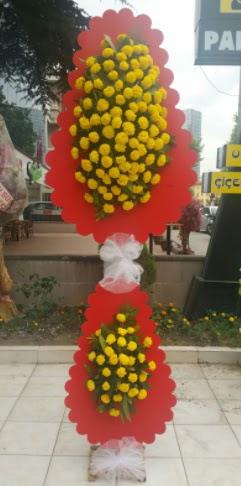 Düğün nikah açılış çiçek modeli  Ankara anneler günü çiçek yolla