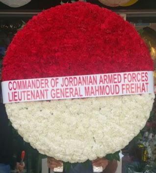 Anıtkabir mozele çiçeği 450 karanfilli  Ankara çiçekçi telefonları