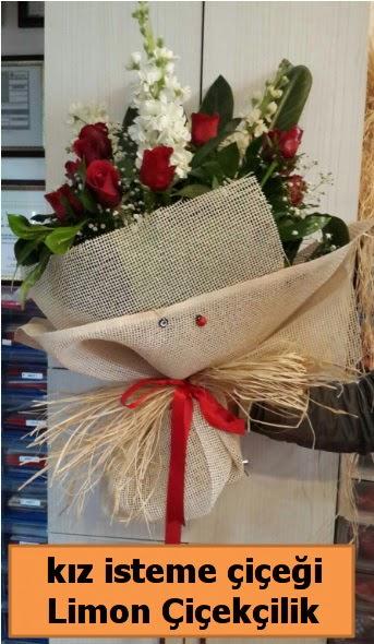 Kız isteme buketi çiçeği  Ankara çiçek satışı