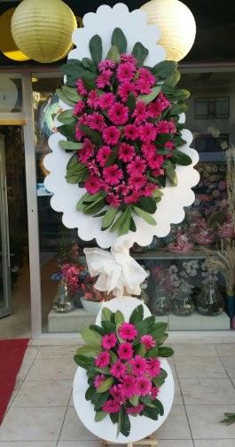 Çift katlı nikah çiçek düğün çiçekleri  Ankara çiçek satışı