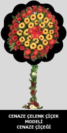Cenaze çelengi çiçeği modeli  Ankara çiçek gönderme