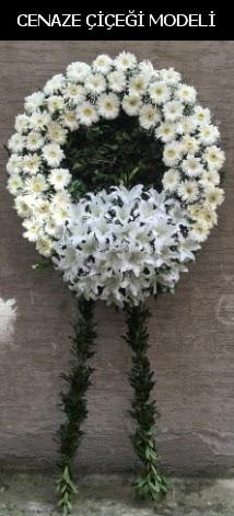 Cenaze çiçeği modeli çiçeği çelenk modeli  Ankara çiçek gönderme