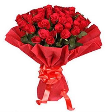 41 adet gülden görsel buket  Ankara çiçek , çiçekçi , çiçekçilik