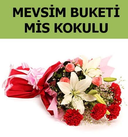 Karışık mevsim buketi mis kokulu bahar  Ankara çiçek satışı