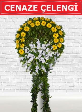 Cenaze Çelengi cenaze çiçeği  Ankara İnternetten çiçek siparişi