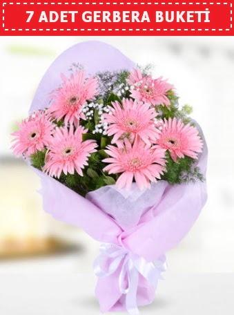 Pembe Gerbera Buketi  Ankara ucuz çiçek gönder