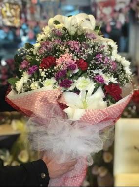 Mevsim kır çiçeği orta boy  Ankara çiçek satışı
