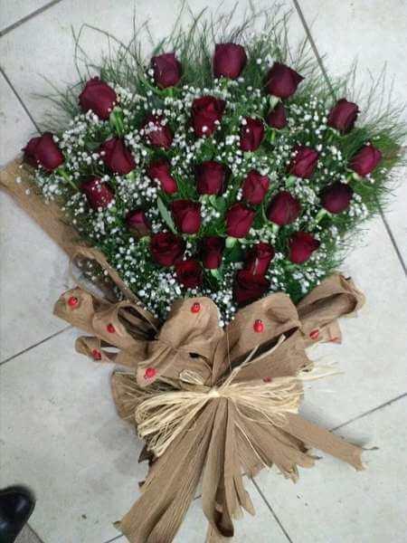 Ankaraya çiçek yolla  29 kırmızı gülden kız isteme söz çiçeği