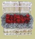 Ankara yurtiçi ve yurtdışı çiçek siparişi  Sandikta 11 adet güller - sevdiklerinize en ideal seçim